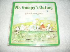 Kids cool board book:Mr. Grumpy's Outing-Mr Grumpy+animals+boat ride=lol funny:)