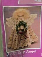 Vintage Mary Maxim Doily Angel Making Kit No. 91730