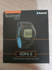 Bushnell Ion 2 GPS Golf Distance Watch | UNDER WARRANTY | USED FOR 6 ROUNDS