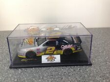 NASCAR 1/24 scale Diecast, Rusty Wallace Miller Beer 25 yrs. in racing Ford Thun