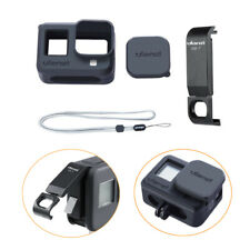GoPro Hero8 Black Accessory Camera Protective Case+Removable Battery Lid Adapter