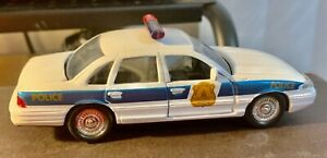 Police Metropolitan Police Washington DC 1996 Crown Victoria Road Champ Die Cast
