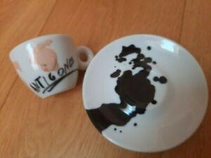 Illy Art Collection - Espressotasse Baby von Jannis Kounellis (2005)