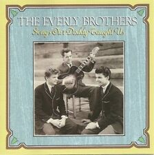 The Everly Brothers – Songs Our Daddy Taught Us - Rhino 70212 CD