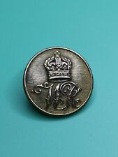 More details for rare firmin sons london royal cypher william iv officers button c. 1830 (n112)