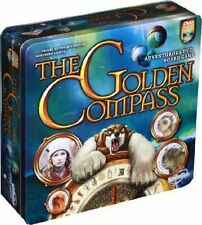 NEW - COLLECTORS EMBOSSED TIN The Golden Compass Adventure DVD Board Game