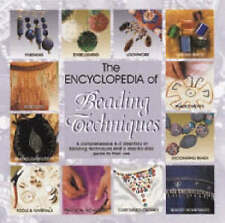 The Encyclopedia of Beading Techniques, Withers, Sara Paperback Book