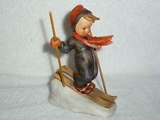 "Goebel Hummel Figurine ""SKIER"" #59 TMK 5"