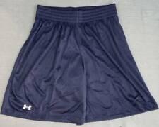 White NWOT FS UNDER ARMOUR Women/'s Medium Undeniable Reversible Shorts Royal