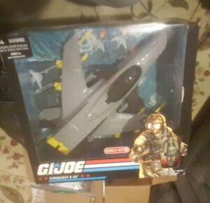 GI Joe Target Conquest X-30 W/Slipstream 25th Anniversary MIB 2008