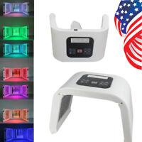7 Colors LED Photon Light Facial Body Skin Rejuvenation PDT Photodynamic Machine