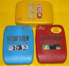 STAR TREK THE ORIGINAL SERIES (Completa) Season 1 2 3 Dvd La Serie Originale ••