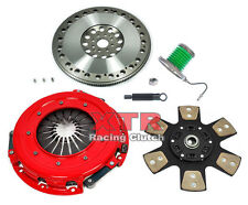 XTR STAGE 3 CLUTCH KIT & CHROMOLY FLYWHEEL FOR 2011-2014 FORD MUSTANG GT 5.0L