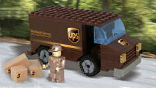 Construction Toy BL99977 UPS United Parcel Service Truck  111 pc Brick Toy New