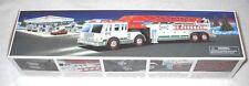 2000 Hess Fire Truck - MINT IN BOX - 100% complete