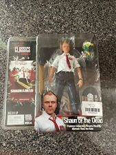 """Cult Classics Series 4 Shaun From """"Shaun of the Dead"""" 7? Action Figure NECA Toy"""