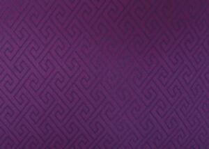 Faux Silk Brocade (Fortune Healthy) Jacquard Damask Kimono Fabric Material BL14