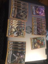 Cardfight vanguard standard deck Gear Chronicle