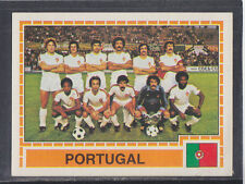PANINI-EUROPA 80 - # 238 Portogallo TEAM Group