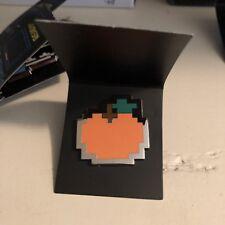 Pac-Man 8-Bit Orange Bonus Points Collectible Enamel Pin Bandai Namco