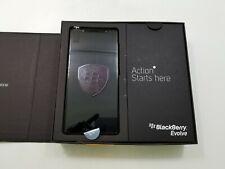 Open Box BlackBerry Evolve Bbg100-1 Unlocked 64Gb Check Imei -Je1146