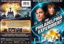 The Philadelphia Experiment ~ New DVD 2011 ~ Michael Pare, Nancy Allen (1984)