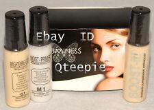 Luminess Air - Airbrush Makeup - 3 pc - Enhancing Set *Primer Glow Boost It *New