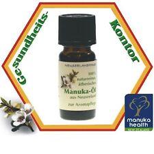 Manuka-Öl ätherisch, 10 ml aus Neuseeland Manukaöl .