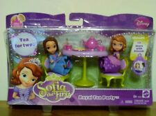 Disney Jr Sofia The First and Jade Royal Tea Party #8 Share with Friends NIP