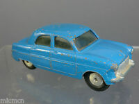 "VINTAGE CORGI TOYS MODEL No.200M FORD CONSUL "" MECHANICAL"" BLUE VERSION"