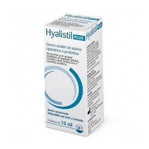 Hyalistil Plus Collirio Lubrificante 10ml