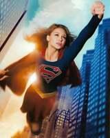 "SUPERGIRL Melissa Benoist as Kara Danvers Autograph 8""x10"" Sigtned Photo"