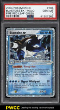 2004 Pokemon EX Fire Red Leaf Green Holo Blastoise EX #104 PSA 10 GEM MT (PWCC)