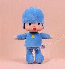 "Pocoyo Lovely Soft Plush Stuffed Figure Toy Doll 10"" Kid Gift Plush Doll"