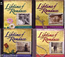 Time Life Lifetime Romance 8CD Must Be Love Secret Rendezvous Falling Enchanted