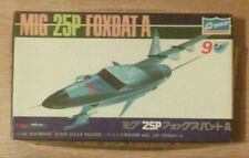 Rare Old Crown Model 1/144 Mig 25P Foxbat Russian Fighter