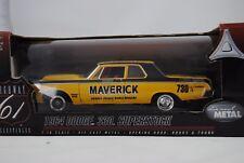 1:18 Highway 61 1964 Dodge 330 SUPERSTOCK BILL MAVERICK #730 Rarity NEW