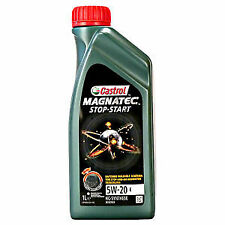 5 Litri CASTROL MAGNATEC 5W 20 E Stop - Start Olio motore Ford 5L Motor Oil Pro