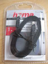 CAT-5e-Netzwerkkabel HAMA    1 Meter  Modular 8p8c(RJ45)