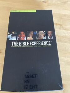 The Bible Experience: TNIV Complete Bible on CD with DVD [New]
