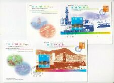 "H. K.1997, ""HONG KONG 97' STAMP EXHIBITION"" S/S ON 2 GPO FDCS FRESH"
