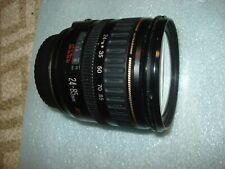 Very Nice Canon 24-85mm USM Ultrasonic Lens for Digital SLR Camera f/3.5-4.5