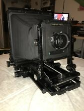 Toyo 810M 8x10 Field Camera With Nikkor-W 210mm F/5.6 Lens