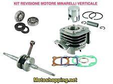 kit cilindro albero motore cuscinetti Minarelli verticale Yamaha Booster MBK BWS
