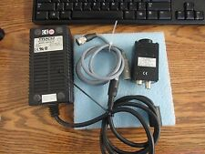 Teli / Tokyo Electronics industry: CS8330C Monochrome CCD Camera w/ AC Adapter<