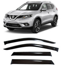 For Nissan X-Trail (T32) 2014- Window Visors Sun Rain Guard Vent Deflectors