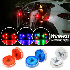 Universal Wireless LED Door Open Warning Anti Collid Signal Flash Light For
