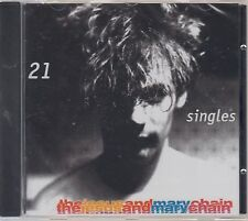The Jesus and Mary Chain/21 Singles [Explicit] (Nuovo! OVP)