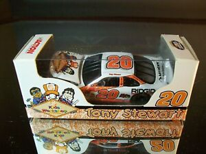 Tony Stewart #20 The Home Depot Kids Workshop 2000 Pontiac Grand Prix RCCA