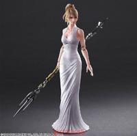 Play Arts Kai Final Fantasy 7 VII PVC Action Figure Lunafreya Fleuret IN BOX